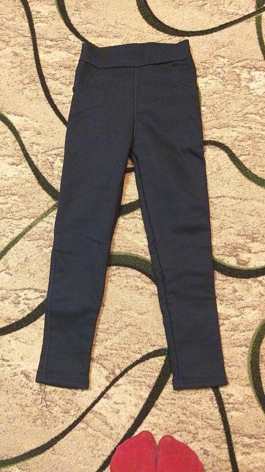Winter Leggings Girls 2018 Winter Children Plus Velvet Pants Thicken Warm Long Trousers for Kids Baby Skinny Pencil Pants-in Pants from Mother & Kids on AliExpress