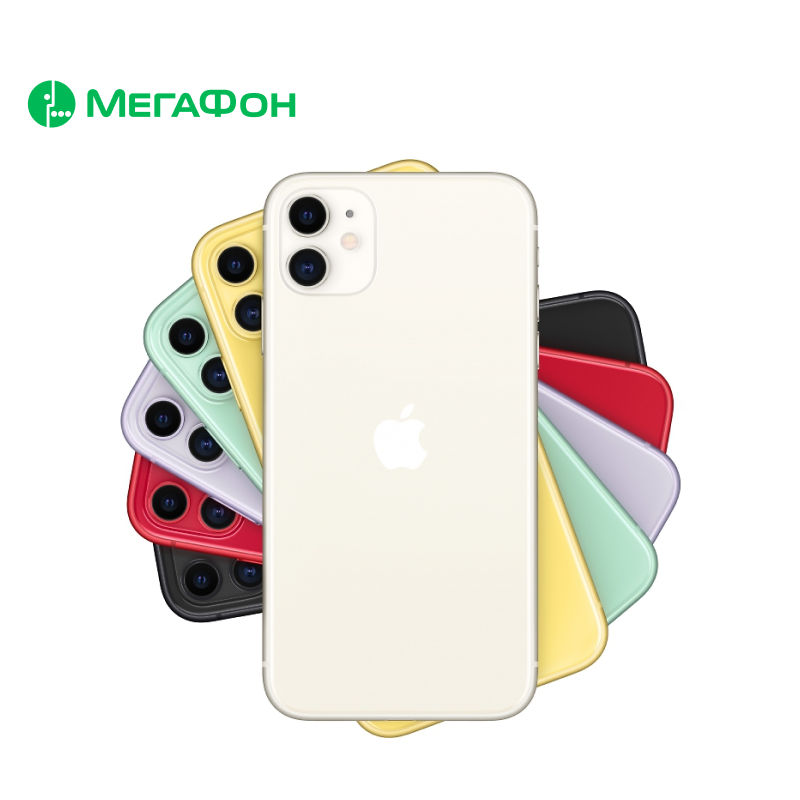 Smartphone Apple iPhone 11 64GB [new, Sim any operators, the official warranty] 64 gb Cellphones    - AliExpress