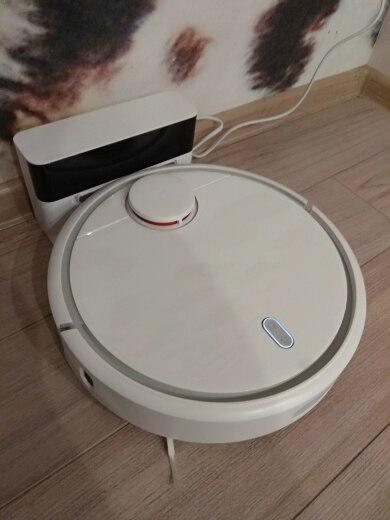 Global Version Original Xiaomi MI Robot Vacuum Cleaner MI Robotic Smart Planned Type App Control Auto Charge LDS Scan Sweeping robot vacuum robot vacuum cleanervacuum cleaner - AliExpress