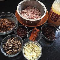 笋干香菇肉酱的做法图解1