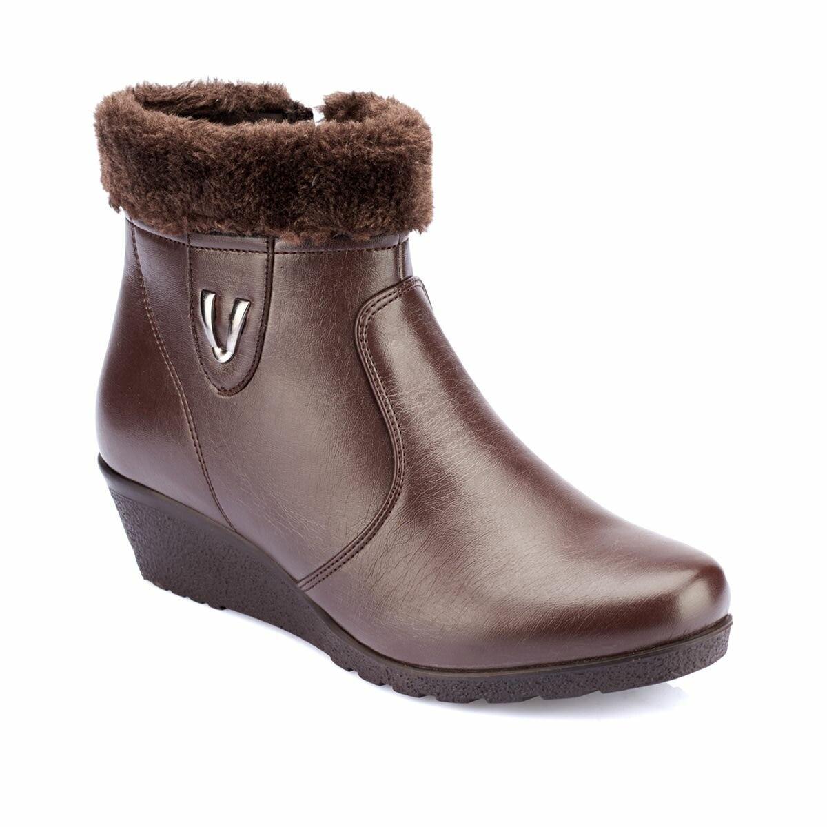 FLO 82.150367.Z Brown Women 'S Boots Polaris