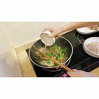 潮汕湿炒芥兰牛肉炒粿条的做法图解18