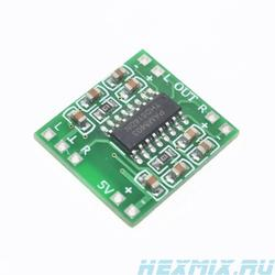 PAM8403 усилитель цифровой 2x3 Вт - 5 штук.