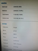 The equipment is performance medium, I expected more. Also not real the 64GB, CPU X shows