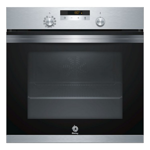 Pyrolytic Oven Balay 3HB4841X0 45 L 3600W A Black Stainless steel|  - title=