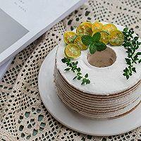 基础款木糖醇咸酸奶油蛋糕(抹面手残星人友好)的做法图解20