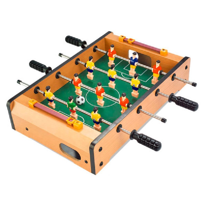 Table Ice Mini Football Toy Game Desktop Interactive Game For Two Battle Water Kit Play Box Game Board Game 897-044