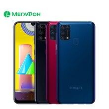 Смартфон Samsung Galaxy M31 128GB [Ростест, новый, SIM любых операторов, официальная гарантия]