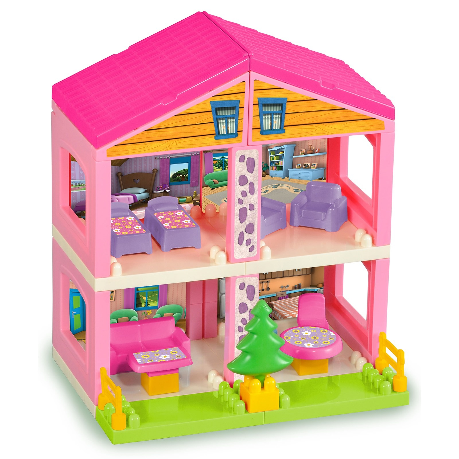 Ebebek Niloya Home Blocks Game