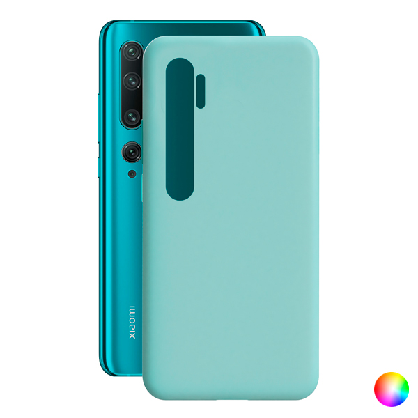 Funda para Móvil Xiaomi Mi Note 10 Silk TPU