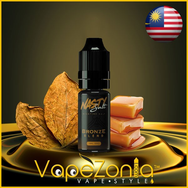 Nasty Salt BRONZE BLEND 10 Ml Vape Shop Valencia