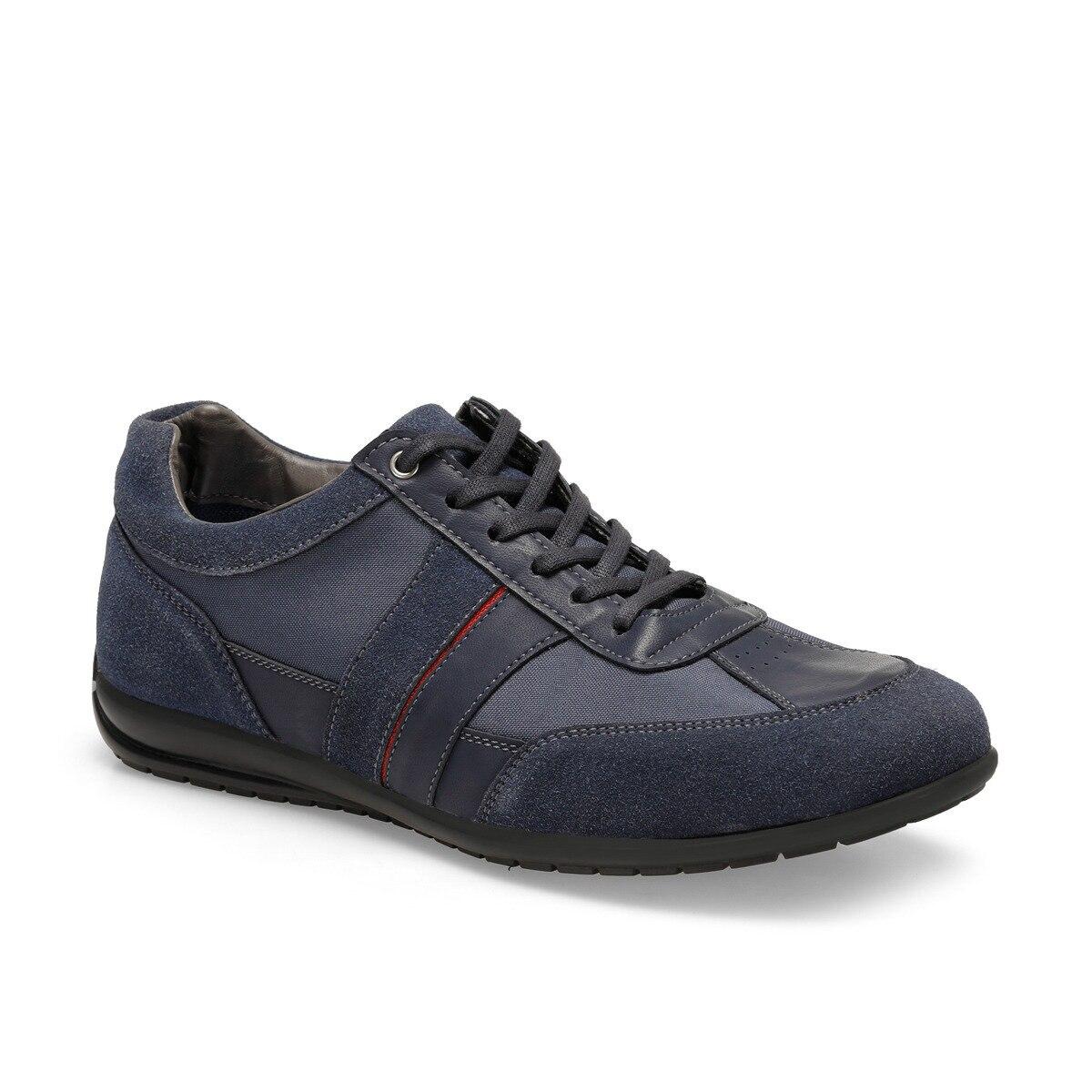 FLO NAVIA C Black Men 'S Sneaker Shoes Oxide