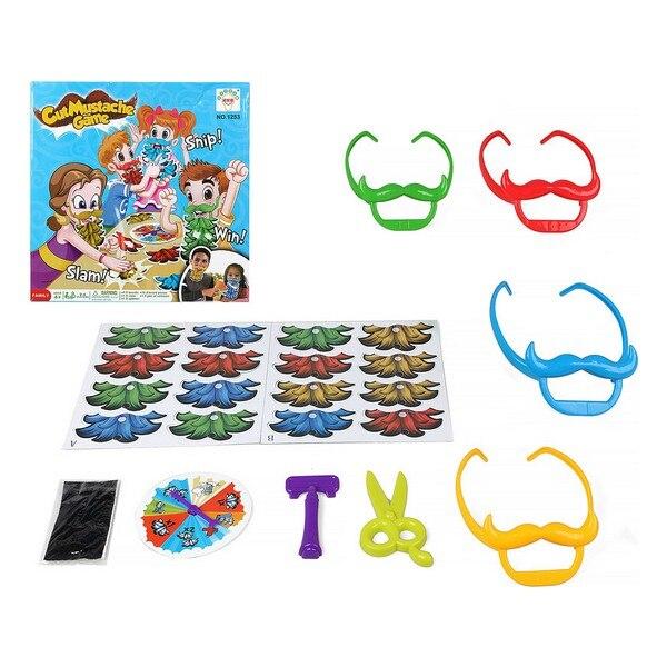 Board Game Cut Mustache 119166