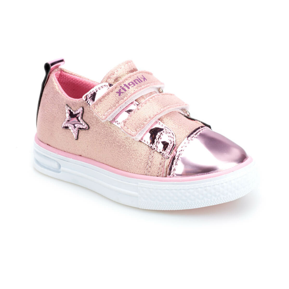 FLO SALEM Pink Male Child Sneaker Shoes KINETIX