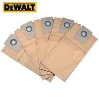 Bags paper for vacuum cleaner DeWalt DE7902 XJ vacuum cleaner accessories dust collector paper bag