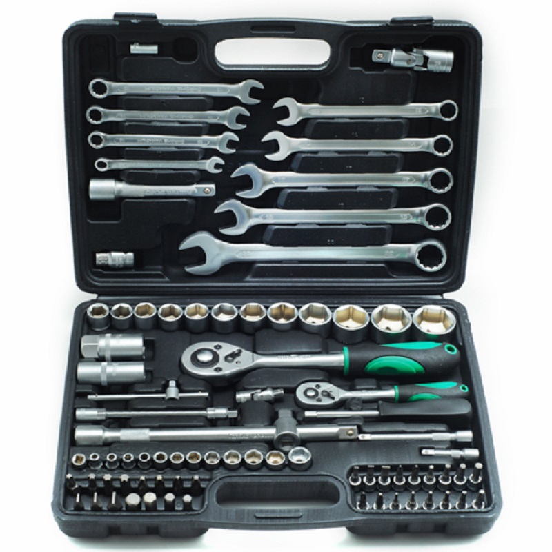 Tool Set 82 Pieces Set Of Keys Tools SERVICE KEY 71082