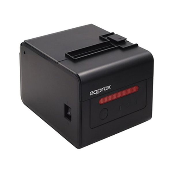 Thermal Printer Approx! AppPOS80WIFI Black