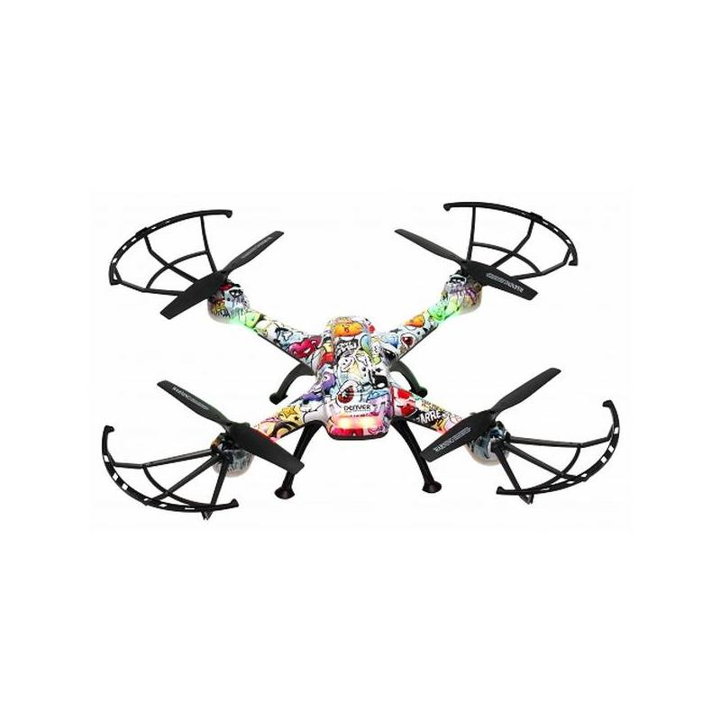 Drone Denver Electronics DCH-460 0,3 MP 2.4 GHz 650 MAh Multicolour