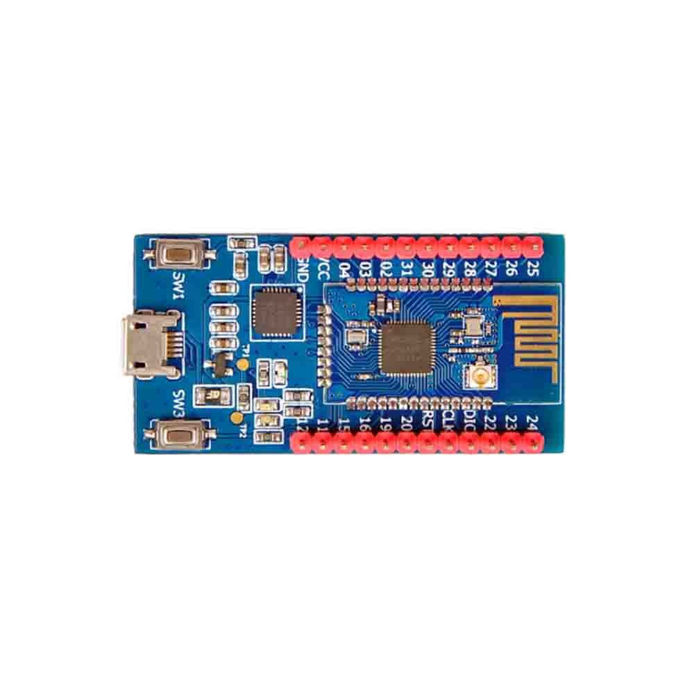 Taidacent MICRO USB Power Supply NRF52832 NRF52810 Bluetooth 5.0 MESH Network Module Bluetooth 4.2 Ultra Low Power Module