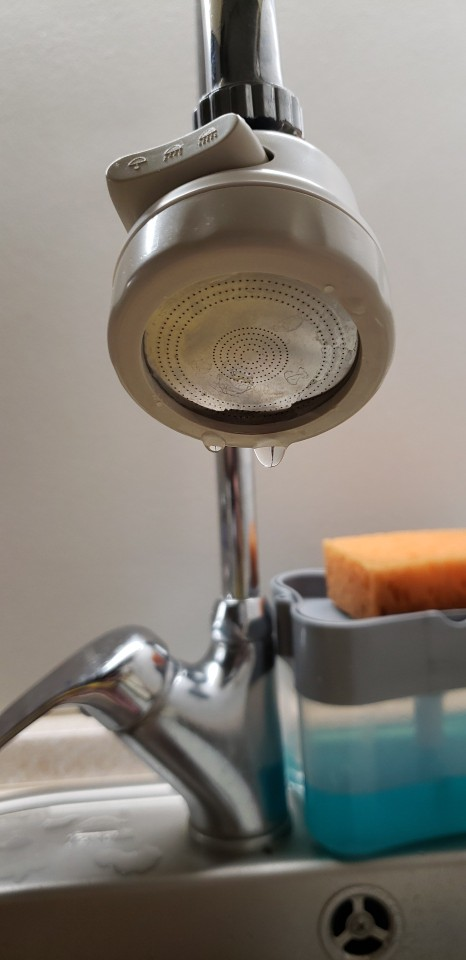 360 Degree Sink Aerator Head Review photo review