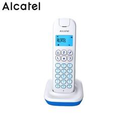 Cordless Phones Alcatel ATLV1418965  E192 RU WHITE Home phone Radio phone wireless phone