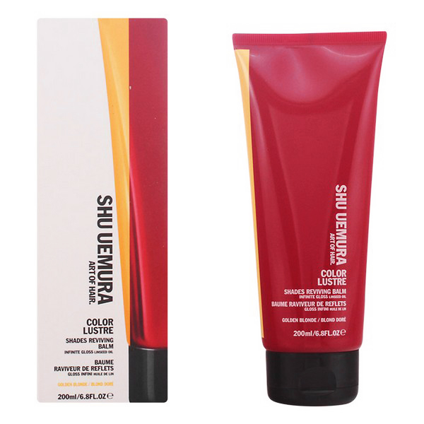 Colour Protecting Conditioner Golden Blonde Shu Uemura (200 Ml)