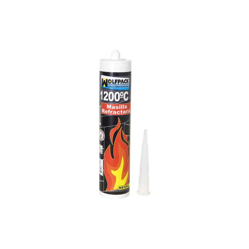 Putty Wolfpack Refractory 300 Ml.