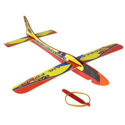 PLANE WITH START, 36X34SM, TOY, AIRCRAFT, FOR CHILDREN