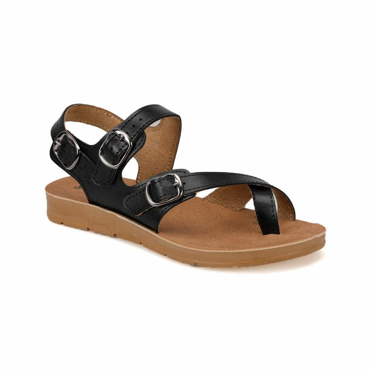 FLO 81.158657.Z Black Women 'S Classic Shoes Polaris