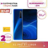[Official Spanish Version Warranty] Realme X2, X2 PRO Codigo ALICHOLLO 26, ALICHOLLO30, -26 €,-30 €, 8 hard gb 128 hard gb ROM 6,4 ''Snapdragon