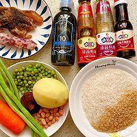 ❗️传统美食‼️腊八必吃的腊八饭的做法图解1