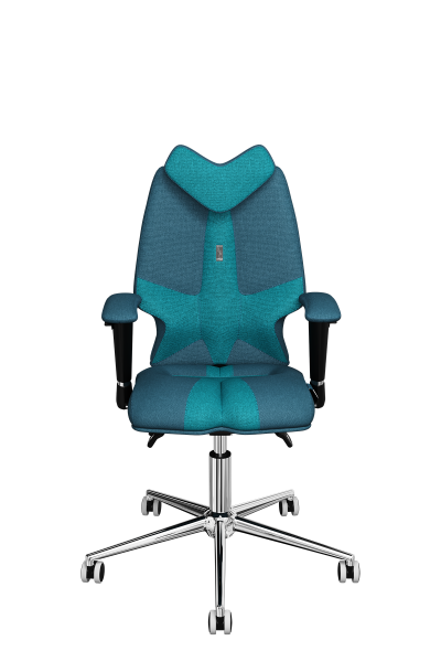 Chair Office KULIK SYSTEM KIDS Jeans For Children And Teenagers Computer Эргономичное 5 Zones Control Spine