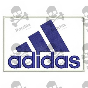 ADIDAS Iron patch Toppa ricamata gestickter patch brode remendo bordado parche bordado