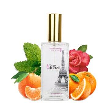 Perfume pdparis Mademoiselle 50 ml, for women, 100% original quality, high resistance mug lefard mademoiselle kiki 350 ml