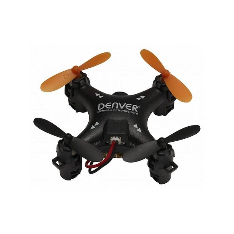 Drone Denver Electronics DRO-120 2.4 GHz 150 MAh Black