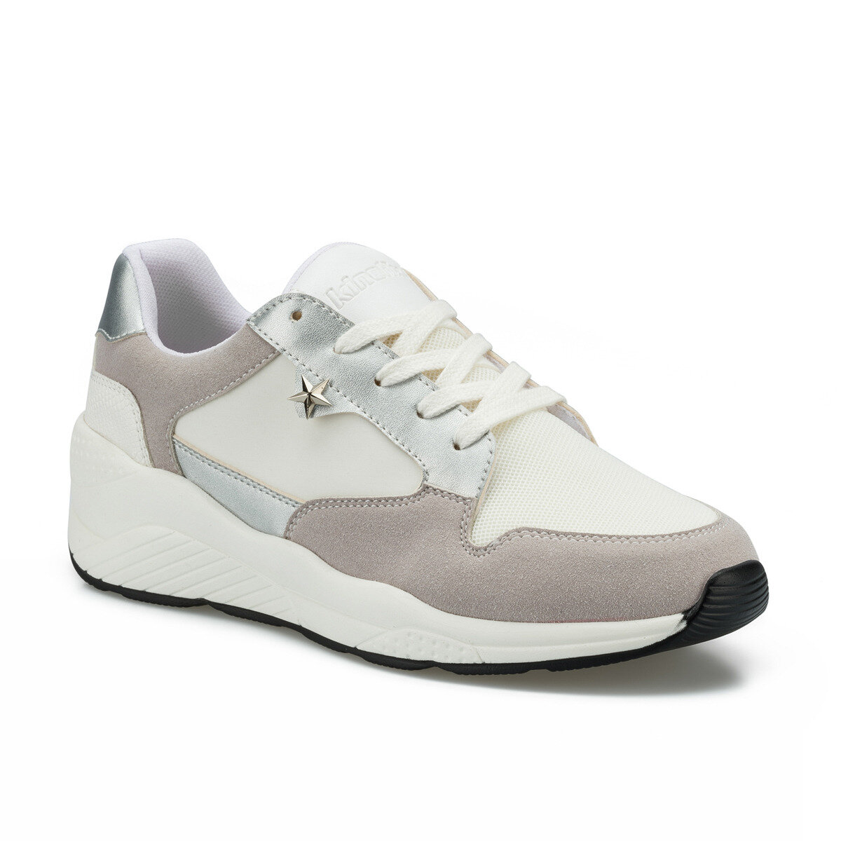 FLO GINGER White Women 'S Sports Shoes KINETIX