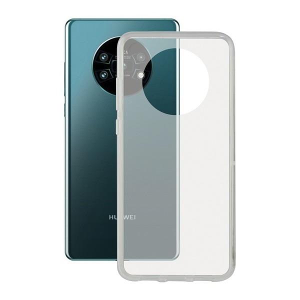 Mobile cover Huawei Mate 30 Pro KSIX Flex Transparent   - title=