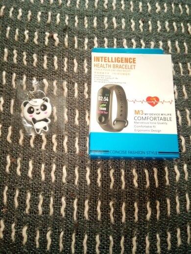 Doolnng M3 Plus Smart Band Bluetooth Sports Fitness Tracker Bracelet Healthy Sleep Blood Pressure Heart Rate Monitor smartband|Smart Wristbands|   - AliExpress