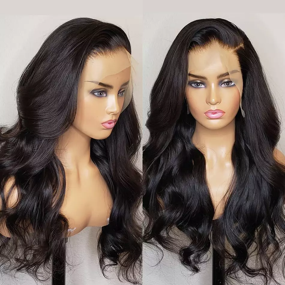 as mulheres negras 13x4 hd peruca frontal