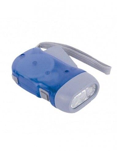 JBM 51446 DYNAMO FLASHLIGHT 3 LEDS