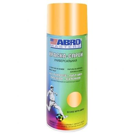 Paint spray Abro Masters (gold 18 ...