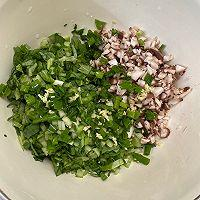 鲜蔬海鲜锅贴的做法图解2