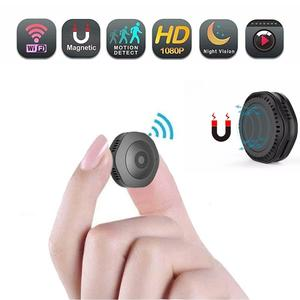 Mini WiFi Camera Wireless HD 1080P Portable Home Security Small Secret Cam with Motion Activated/Night Vision hidden Espion(China)