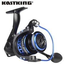 KastKing Centron & Summer One Way Clutch System Low Profile Spinning Reel 9+1 Ball Bearings Max Drag 8KG Carp Fishing Reel