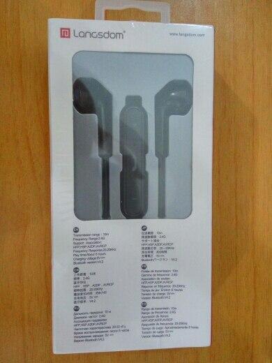 Langsdom Headphone Wireless Earphone Bluetooth for Phone Xiaomi iPhone Sport auriculare Headset Half In Ear Bluetooth Earpiece Bluetooth Earphones & Headphones    - AliExpress