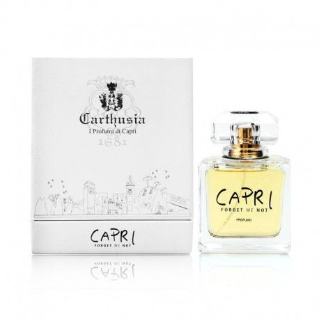 CARTHUSIA CAPRI FORGET ME NOTE PERFUME 50ML