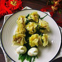 """#美食说出""""新年好""""#新年好运菜:玉兔献福的做法图解9"""