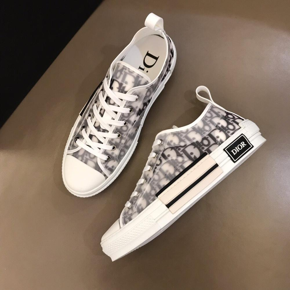 B23 Low Top Sneakers Dior b23 shoes
