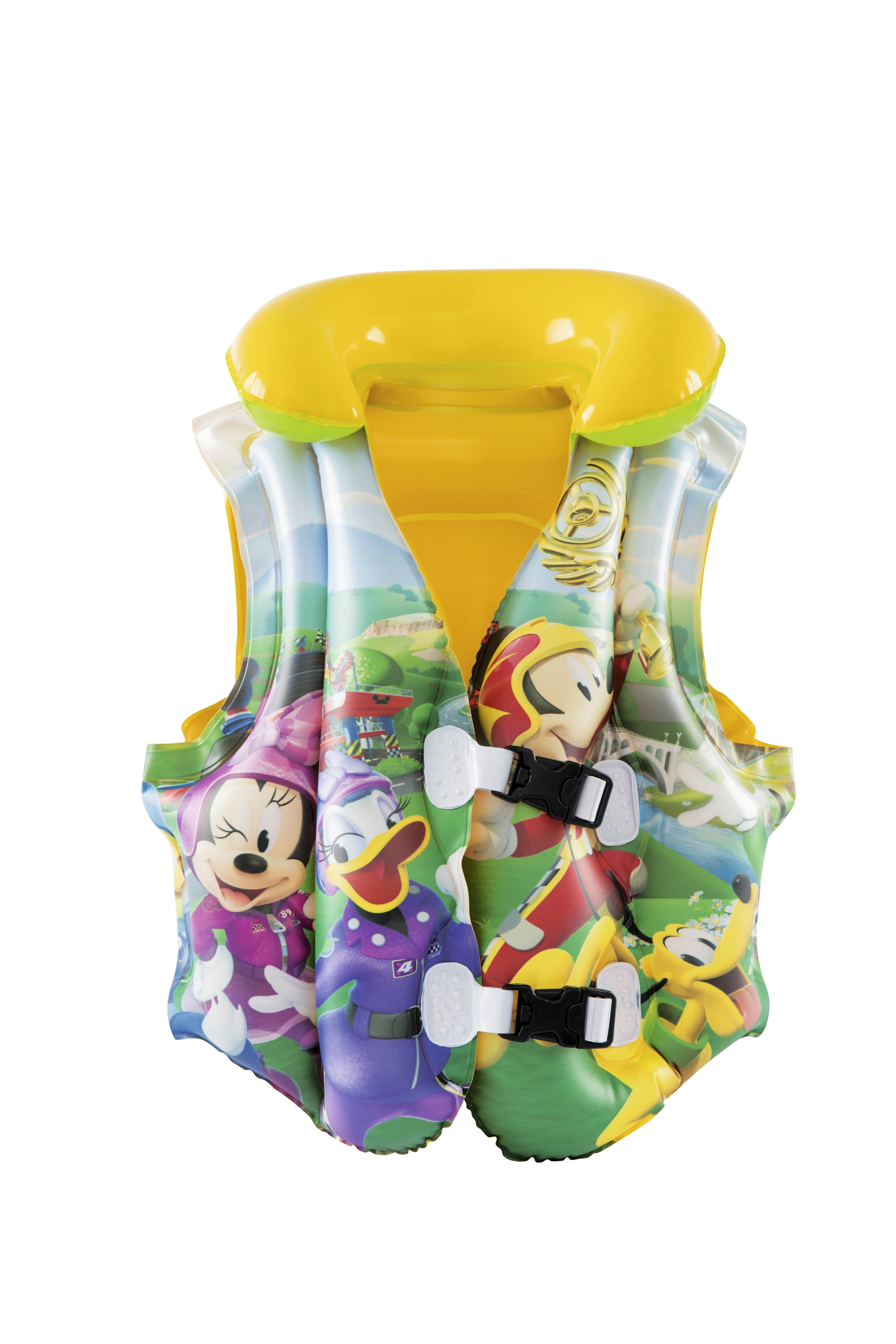 Vest Inflatable Swimming 51 х46 Cm, Bestway, Item No. 91030