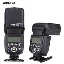 Flash principal sans fil YONGNUO YN 560 III IV Speedlite pour Nikon Canon Olympus Pentax appareil photo reflex numérique Flash Speedlite Original